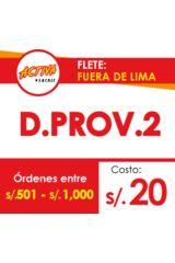 Accesorio de  Activa D.Prov.2 Sin color