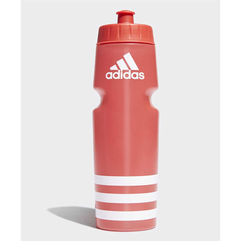 Adidas Perf Bottl 0,75 Rojo / blanco Botellas de Agua