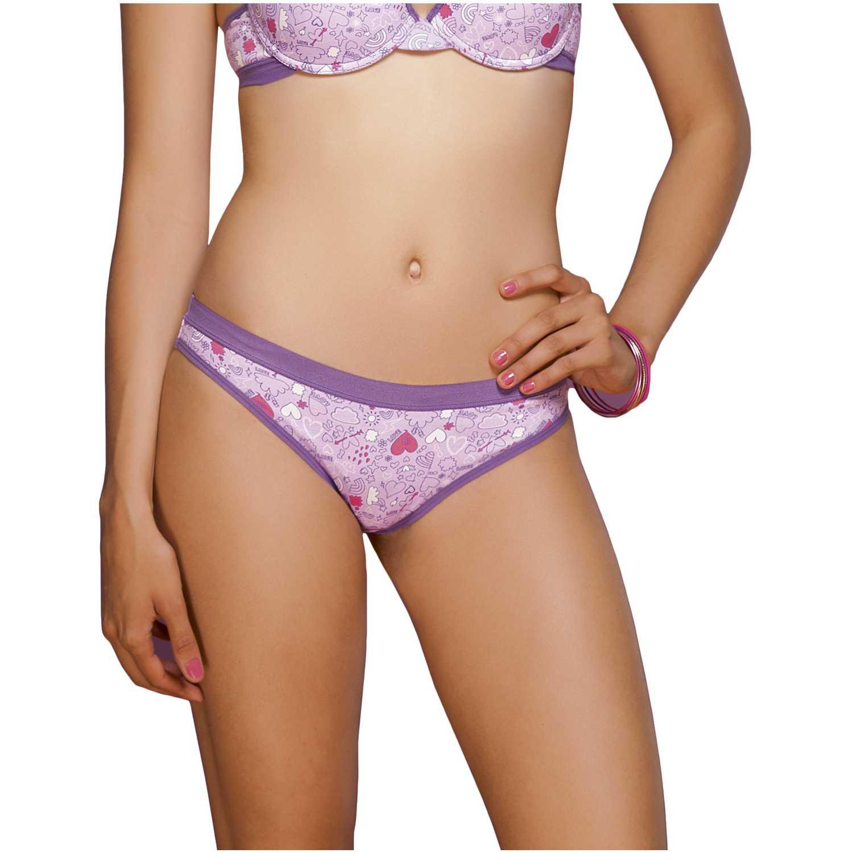 Bikini de Niña Kayser Lila 16-887
