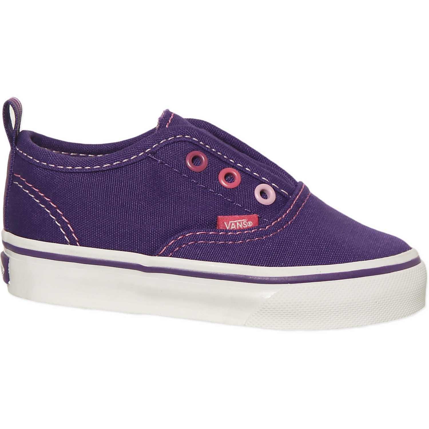 vans authentic morado