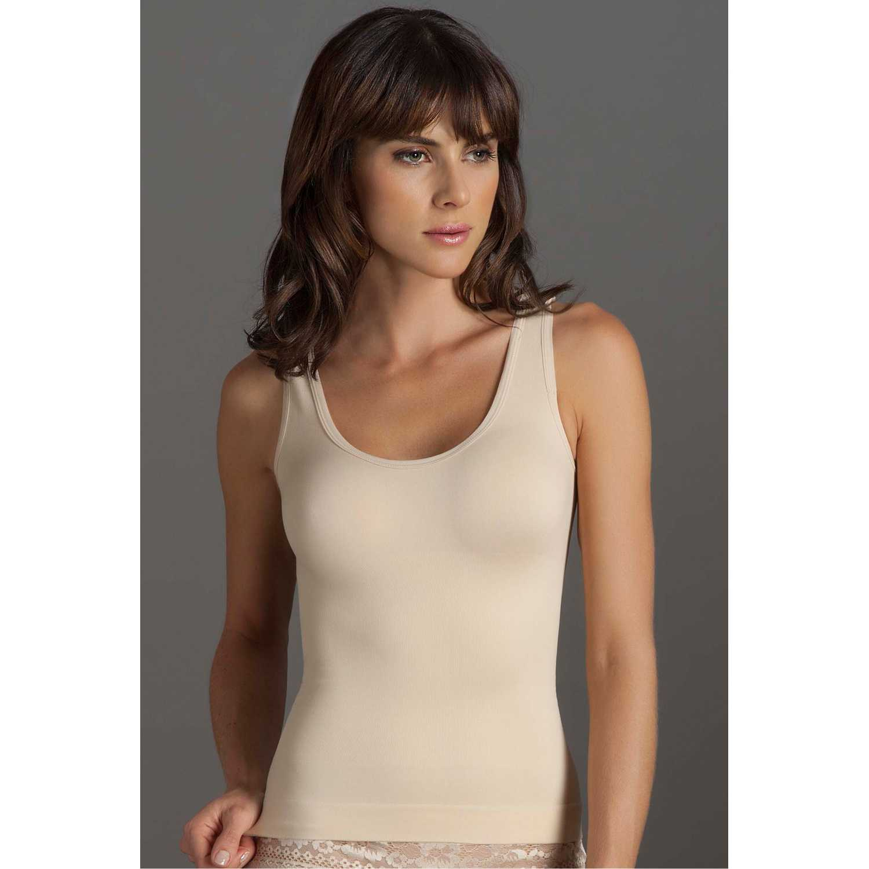 Camisetas de Mujer Kayser Beige 141.040