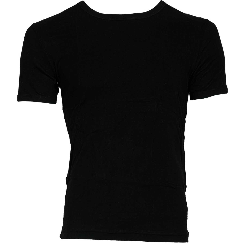 Kayser Camiseta Algodón 40.10 NEGRO Camisetas