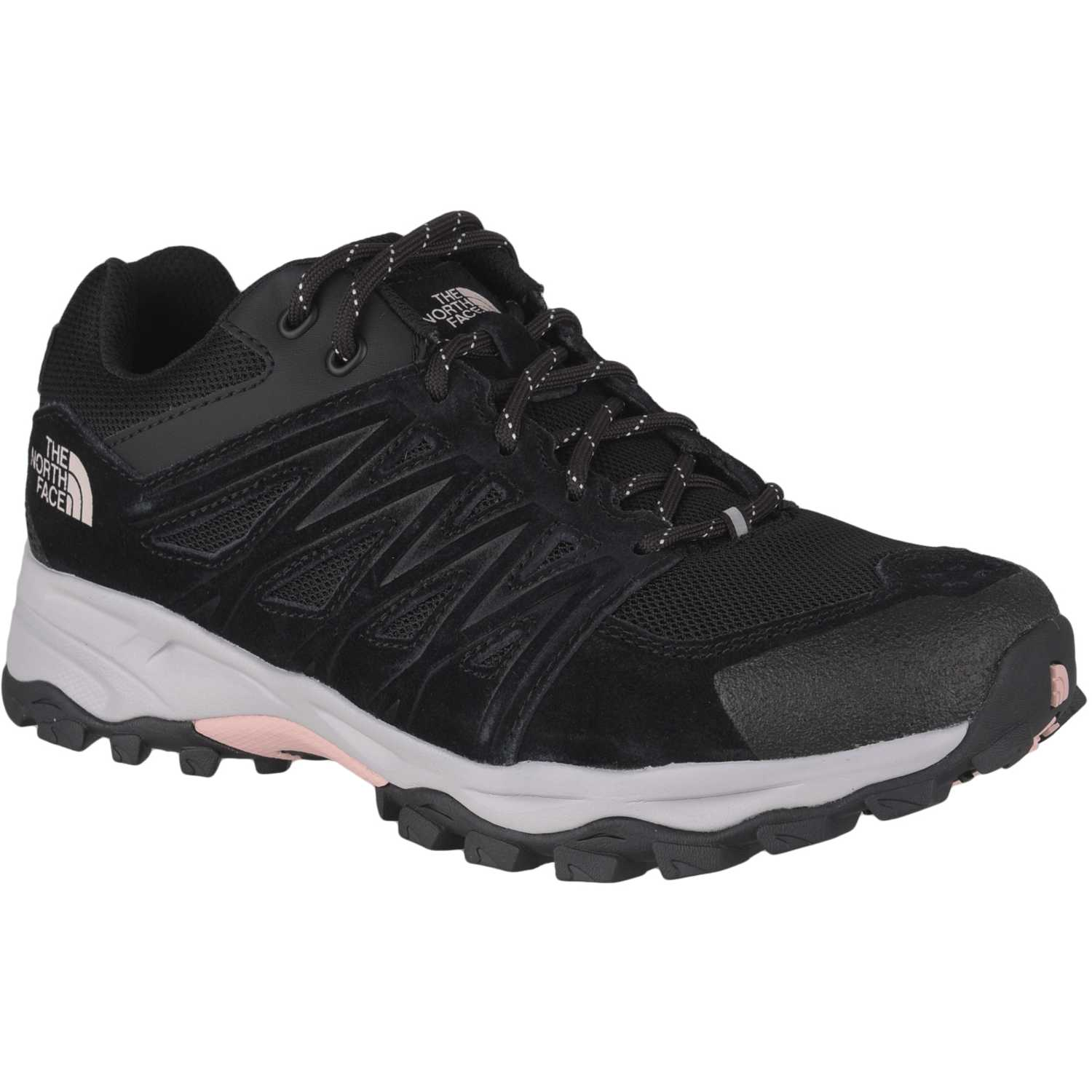The North Face w truckee Negro / plomo Trail Running