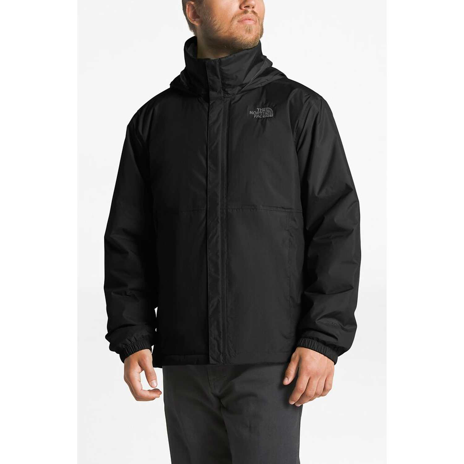 The North Face m resolve insulated jacket Negro Rompevientos