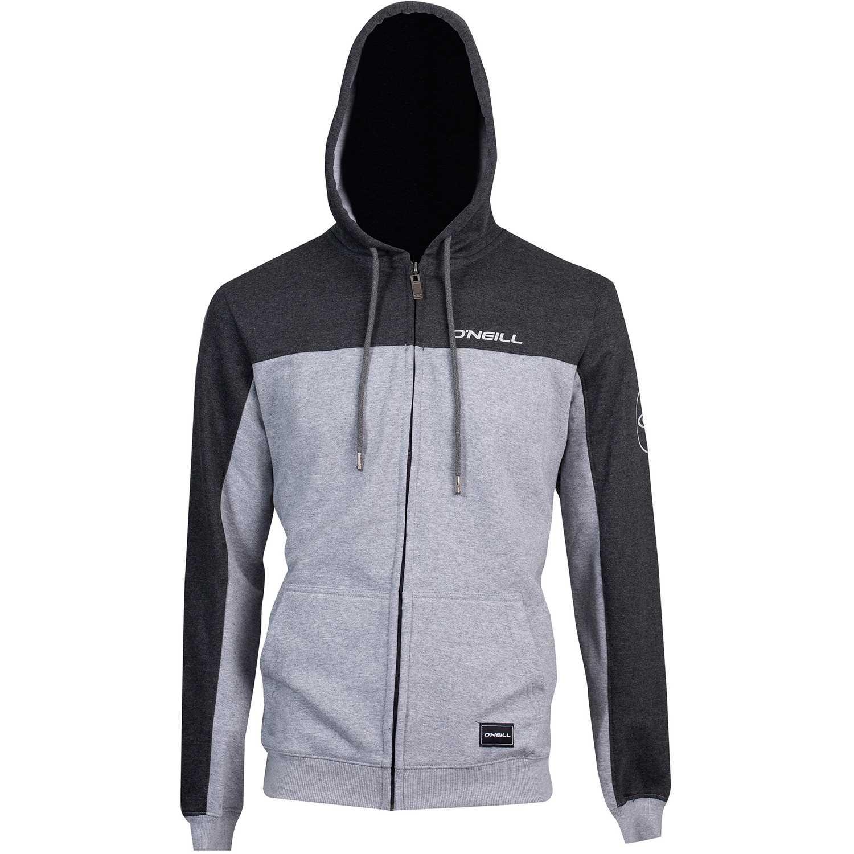 ONEILL lm block zip hoodie Plomo / gris Hoodies y Sweaters Fashion