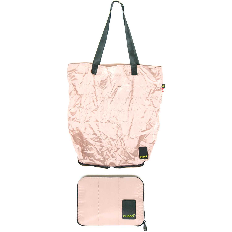 BUBBA Shopping Bag Bubba Matte Rosado / negro Bolsas con cordón para fans de deportes