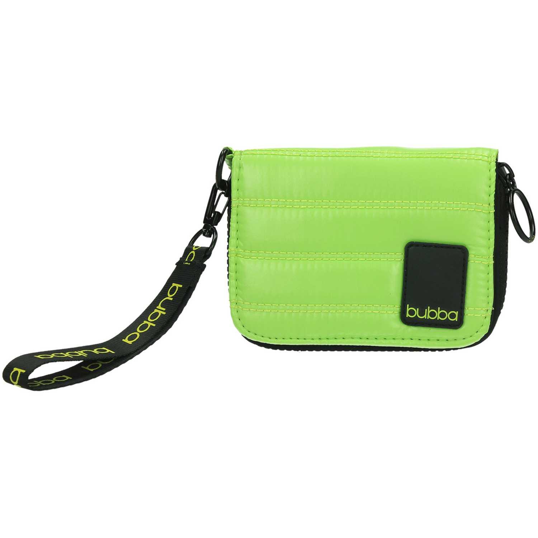 BUBBA bubba wallet mini matte Verde / negro Monederos