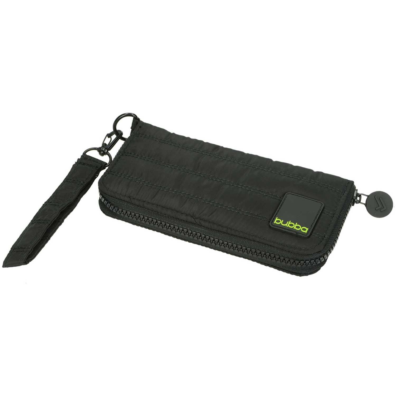 Billetera de Mujer BUBBA Negro bubba wallet matte