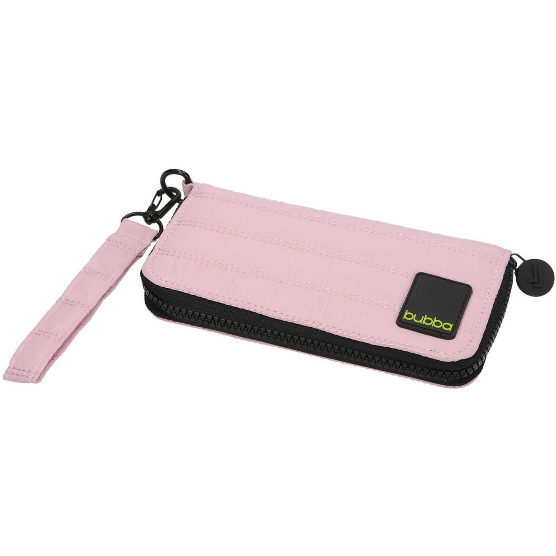 Billetera de Mujer BUBBA Rosado / negro bubba wallet matte