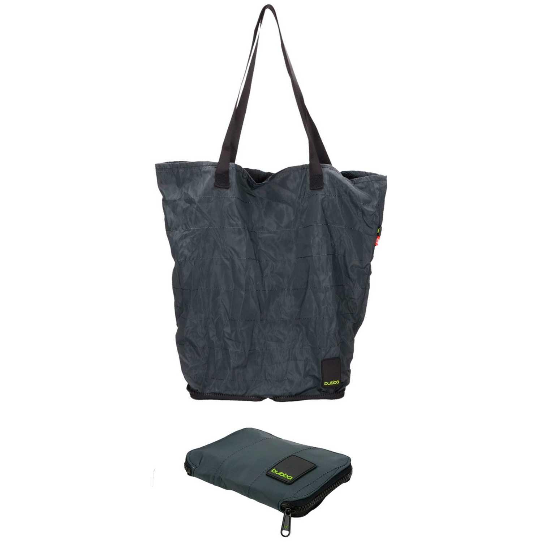 Bolsos de Mujer BUBBA Plomo / negro shopping bag bubba