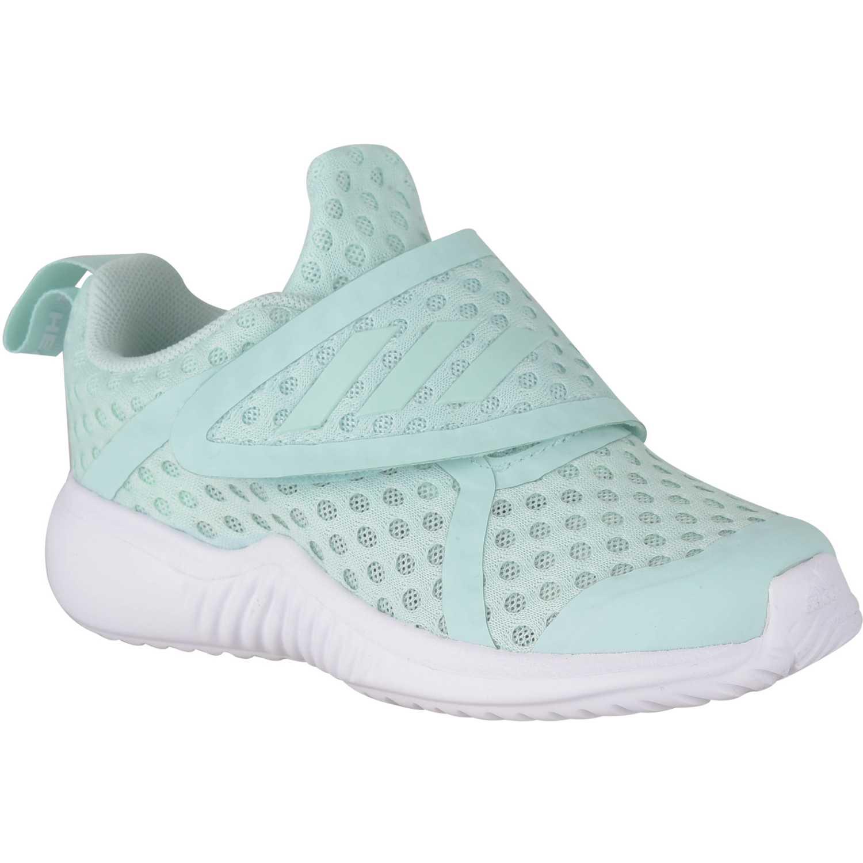 Adidas fortarun x bth cf i Aqua Chicas