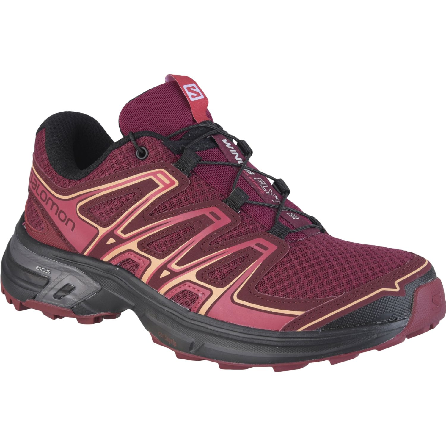 Salomon wings flyte 2 w Fucsia Trail Running