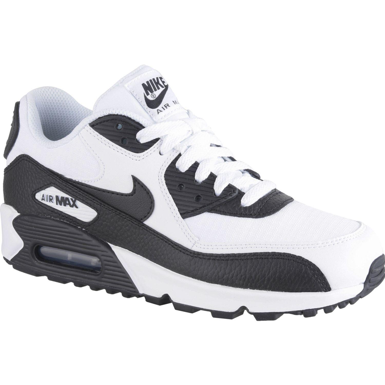 Nike w air max 90 Blanco / negro Walking