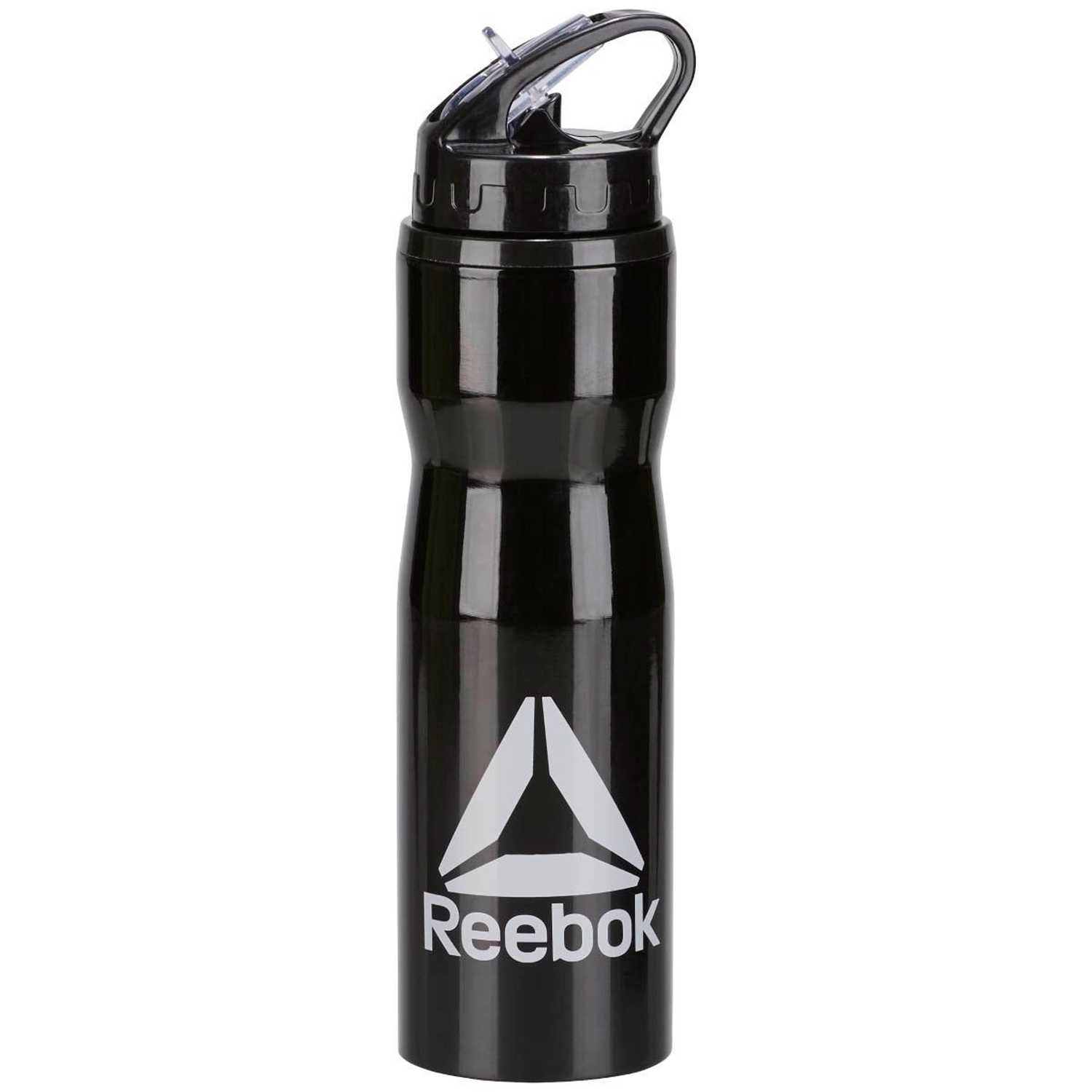 Reebok os u waterbot metal 750ml Negro / blanco Botellas de agua