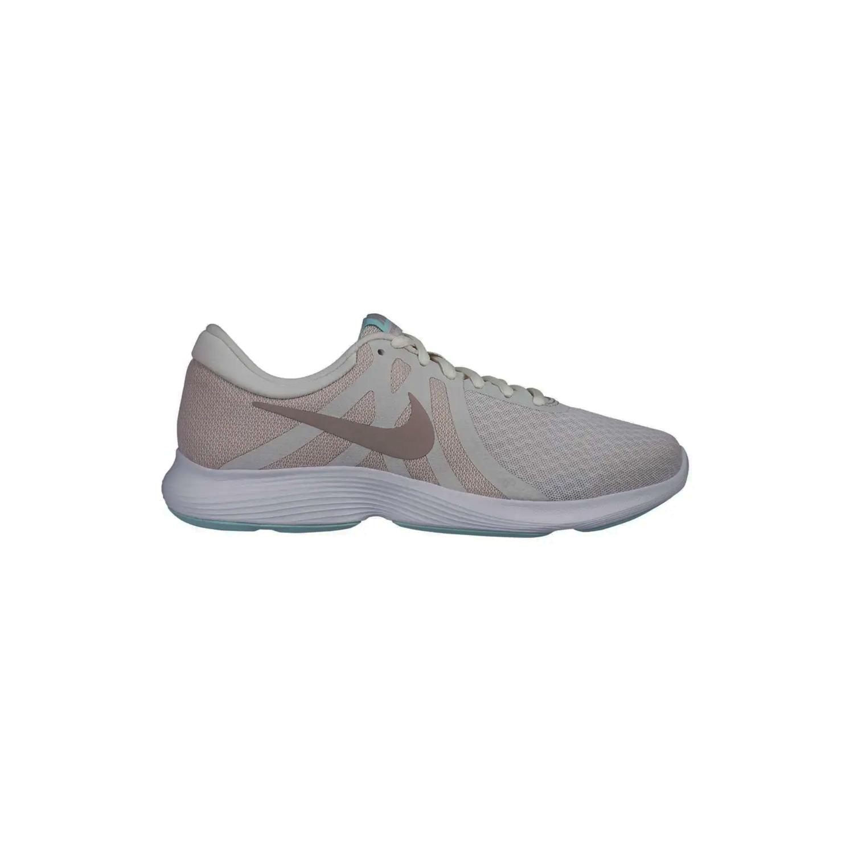 Nike Wmns Nike Revolution 4 Beige Correr por carretera