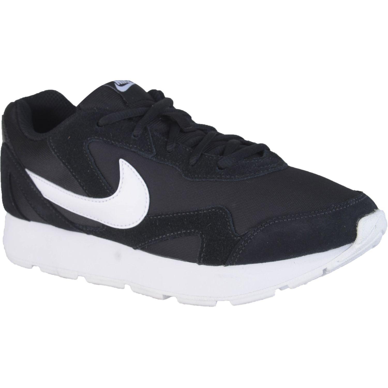 Nike wmns nike delfine Negro / blanco Running en pista