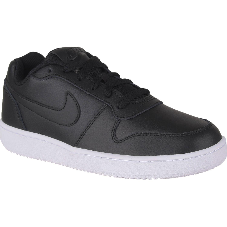 detección el plastico residuo  Nike Wmns Nike Ebernon Low Negro / blanco Para caminar   platanitos.com