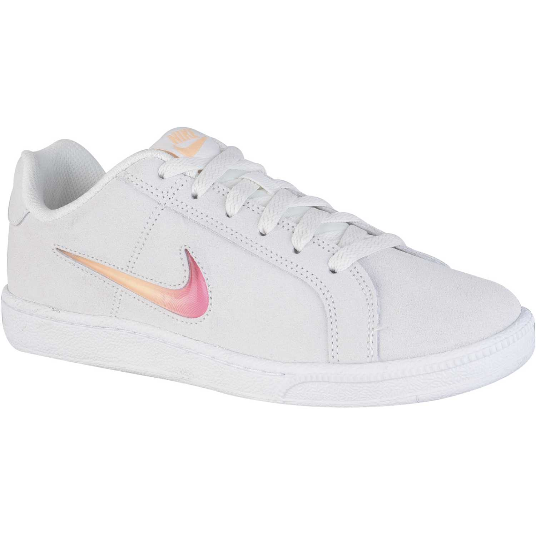 Nike wmns nike court royale prem Hueso / Naranja Walking