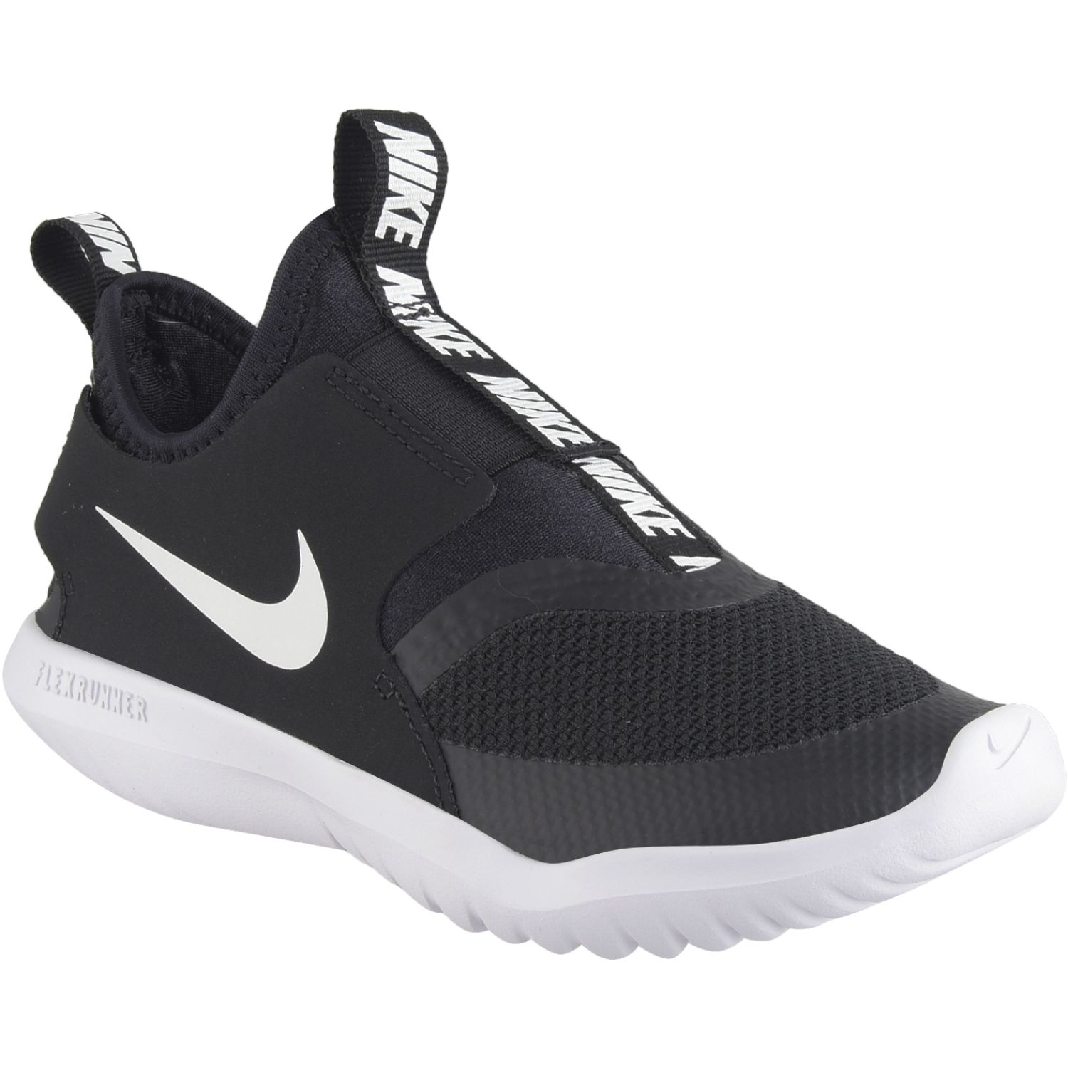 Nike nike future flex psv Negro / blanco Walking