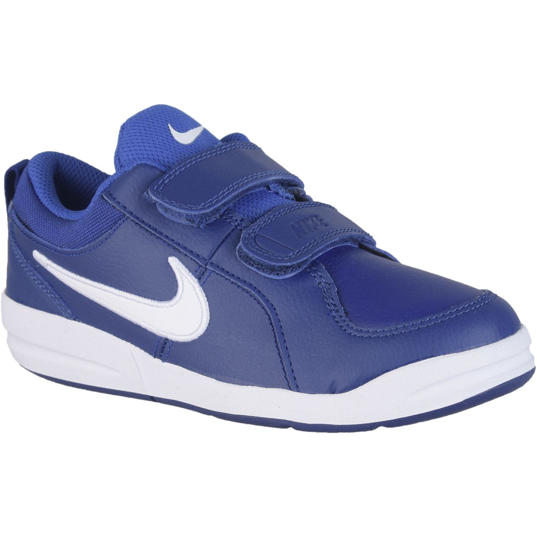 Nike pico 4 bpv Azul / blanco Walking
