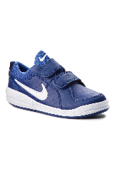 Nike Azul / blanco de Jovencita modelo pico 4 bpv Zapatillas Walking Urban Deportivo Casual