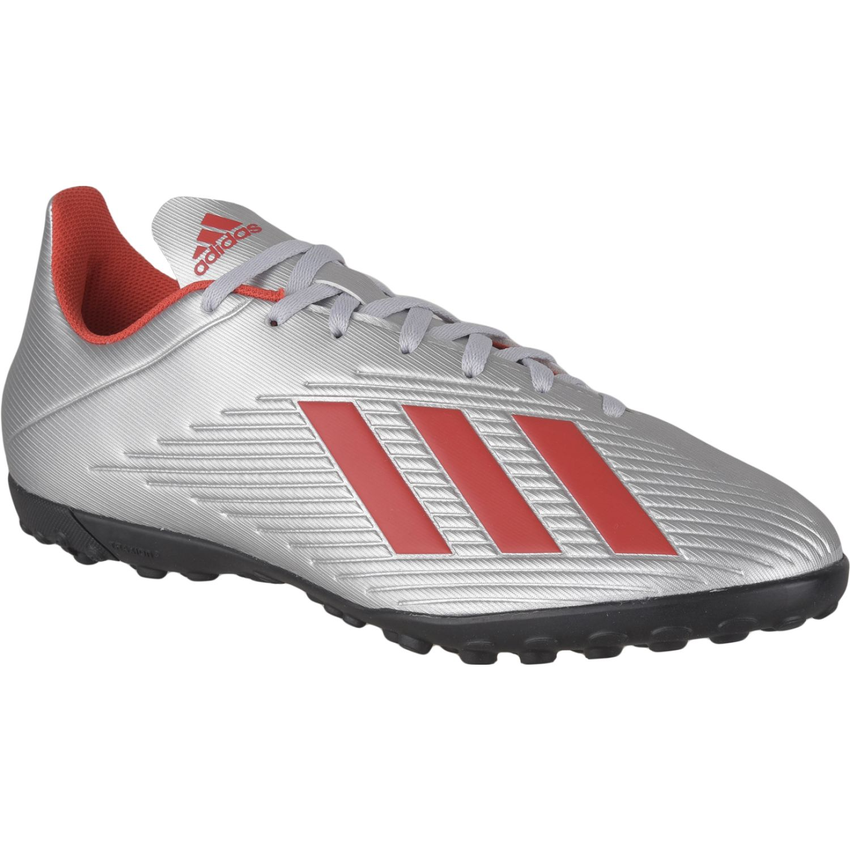 Adidas X 19.4 TF Plateado / anaranjado Hombres