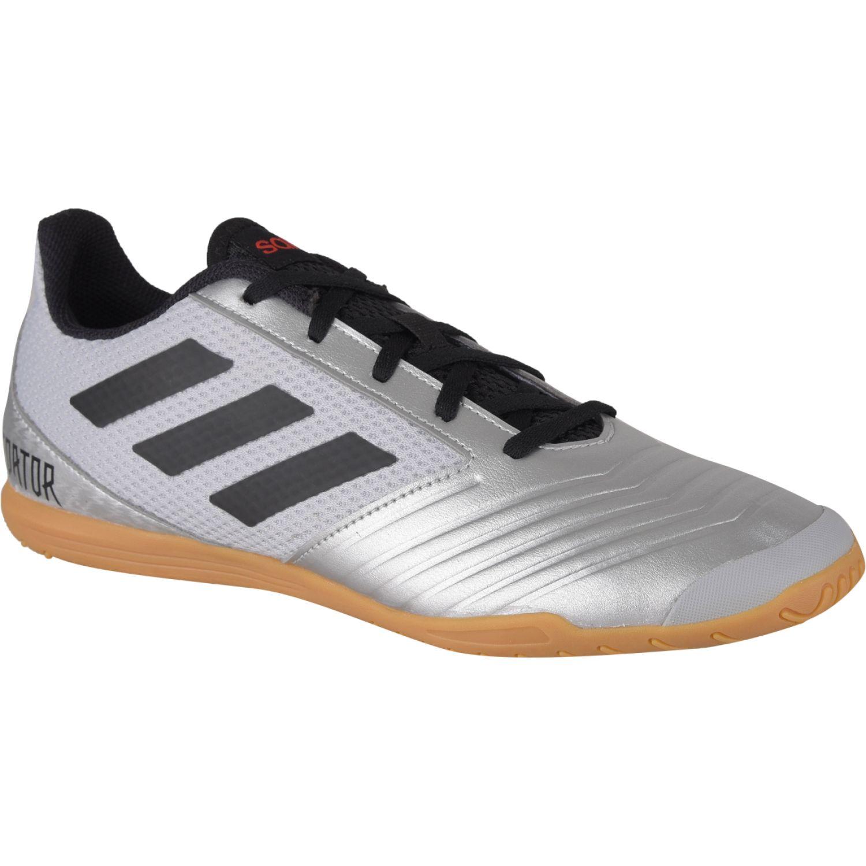 Adidas Predator 19.4 In Sala Plomo / negro Hombres