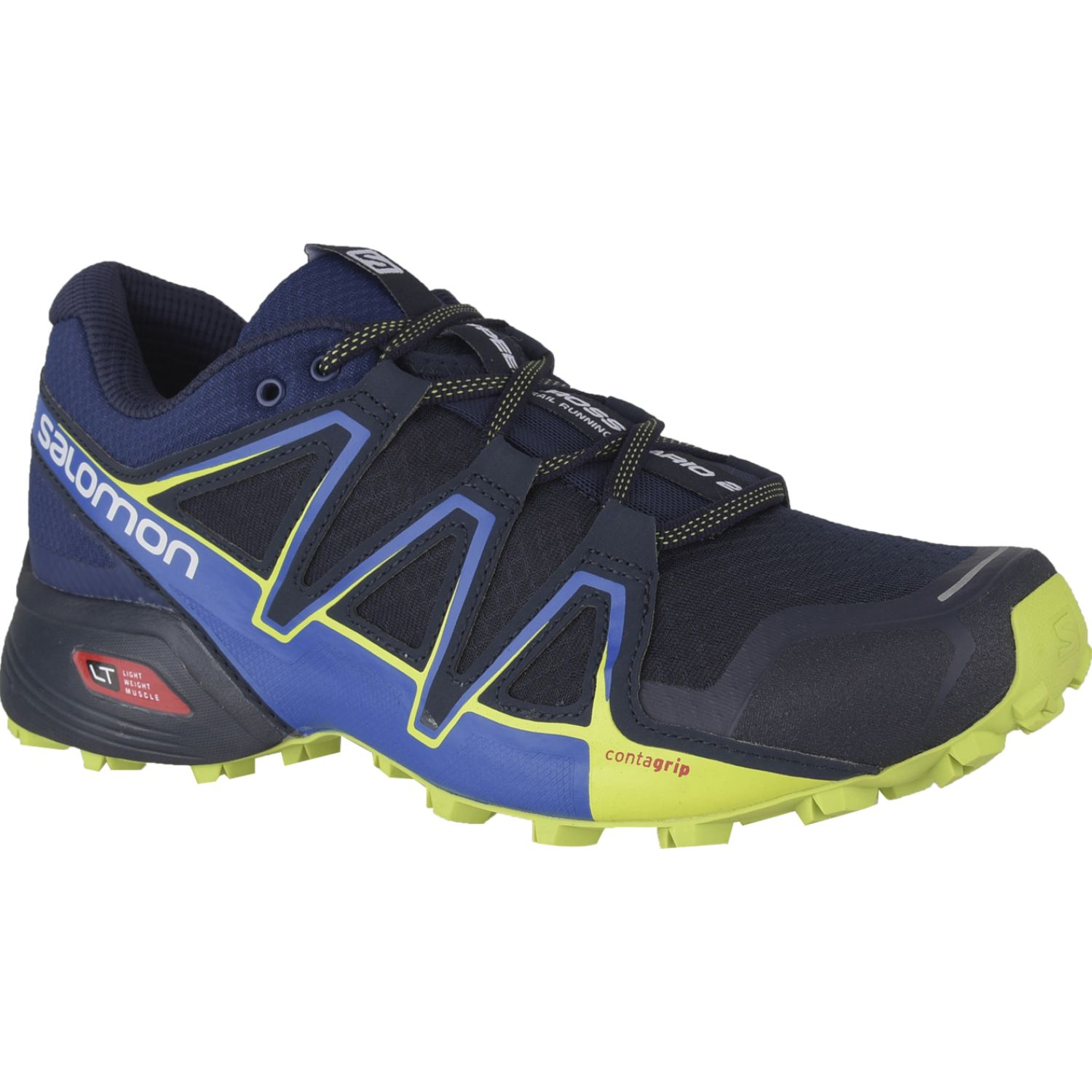 Salomon speedcross vario 2 Azul Trail Running