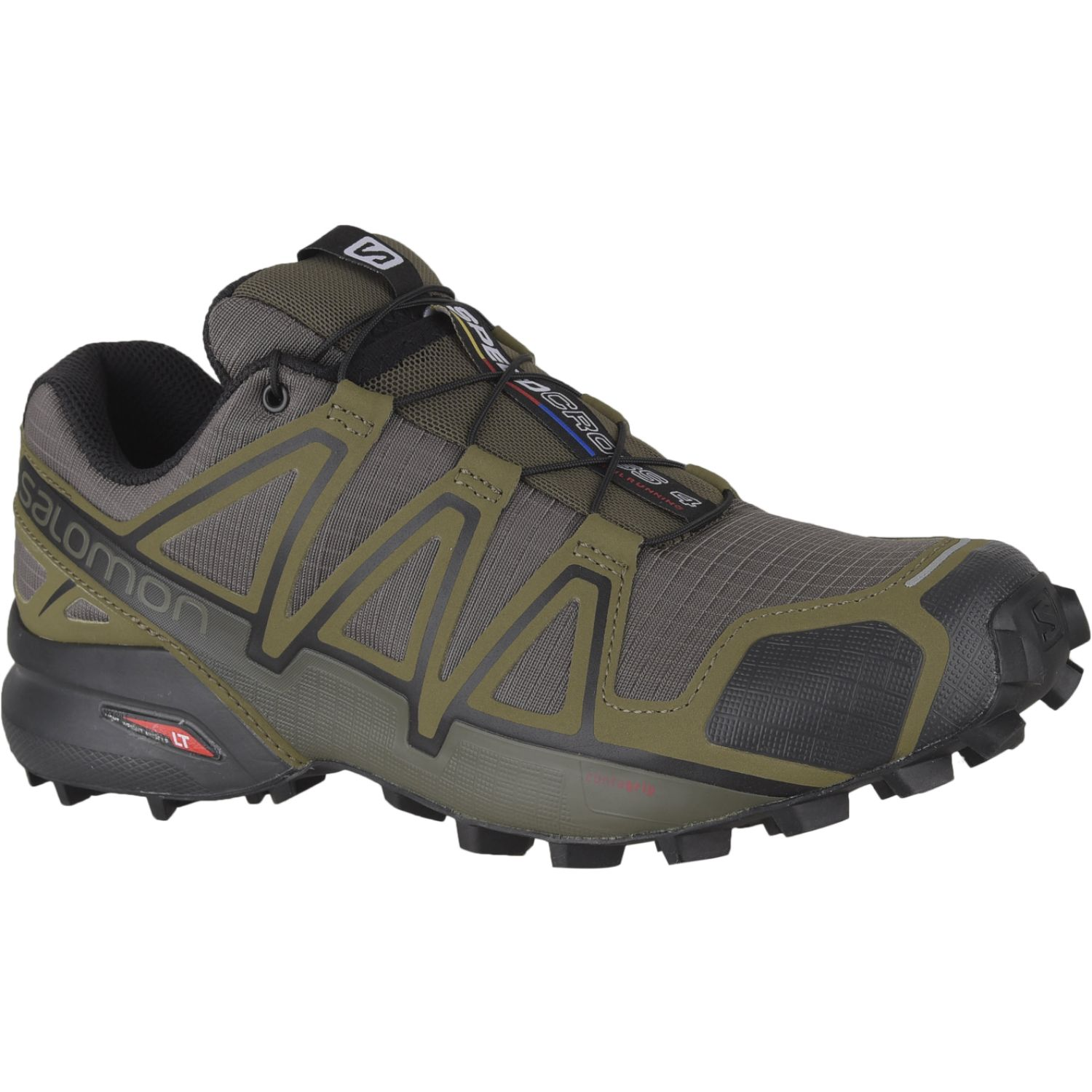 Salomon SPEEDCROSS 4 M Verde Trail Running | platanitos.com