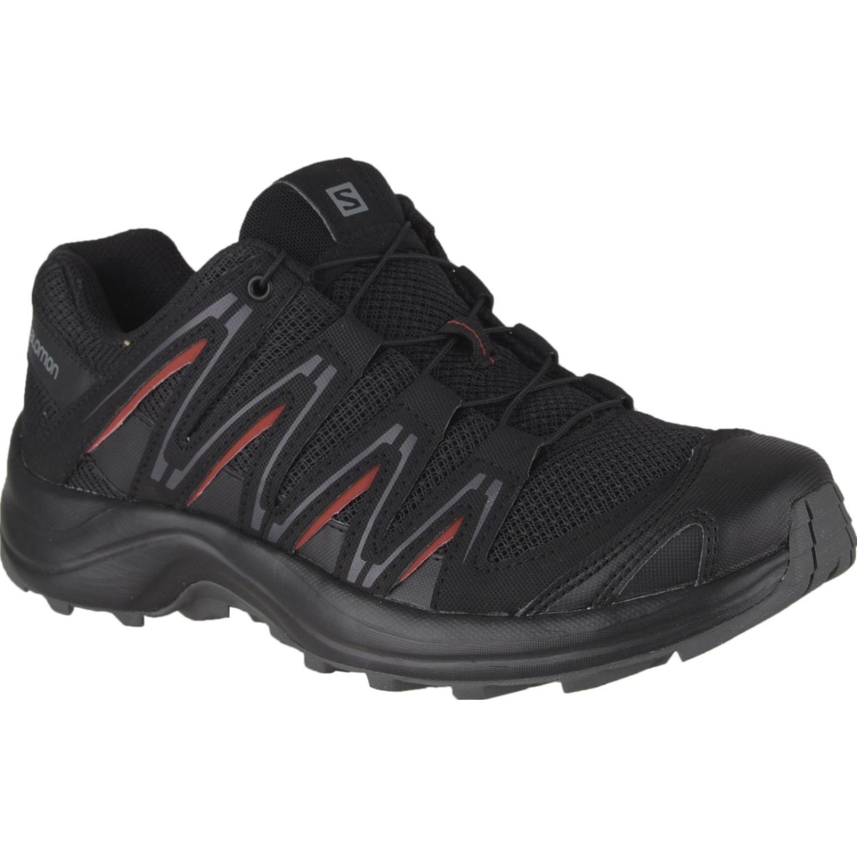 Salomon xa kuban Negro / rojo Trail Running