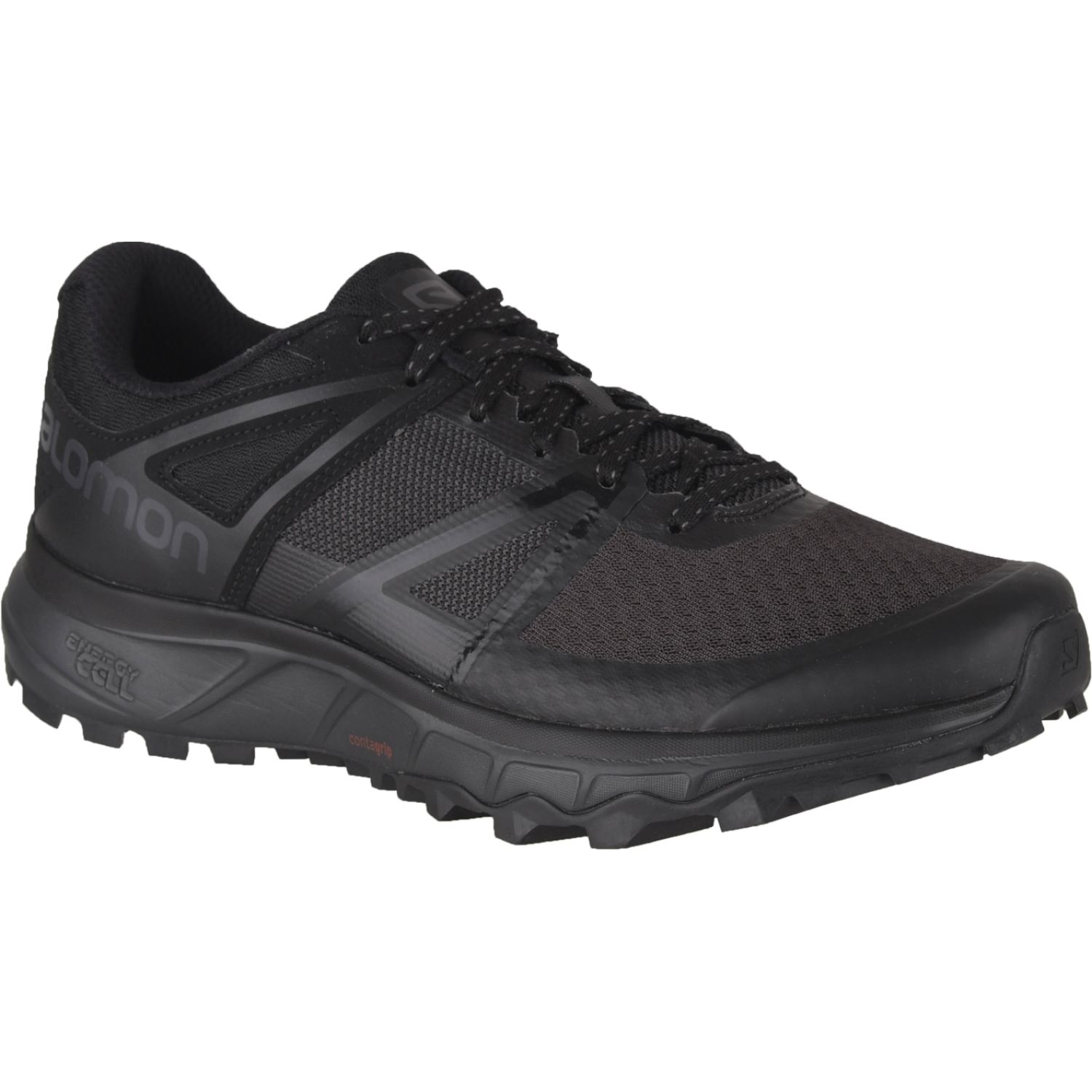 Salomon trailster Negro Trail Running