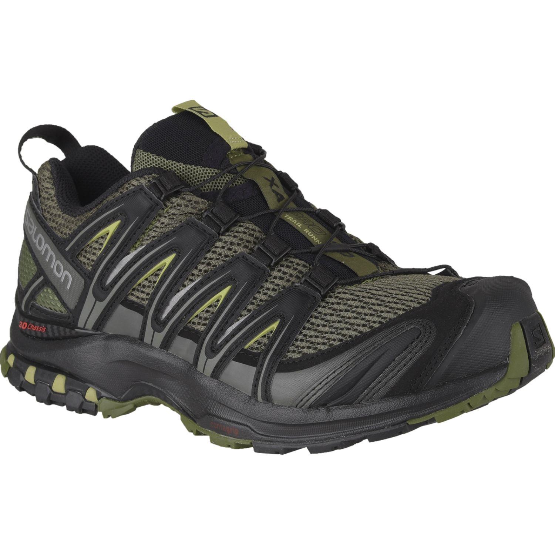 Salomon Xa Pro 3d M Negro Zapatos de senderismo