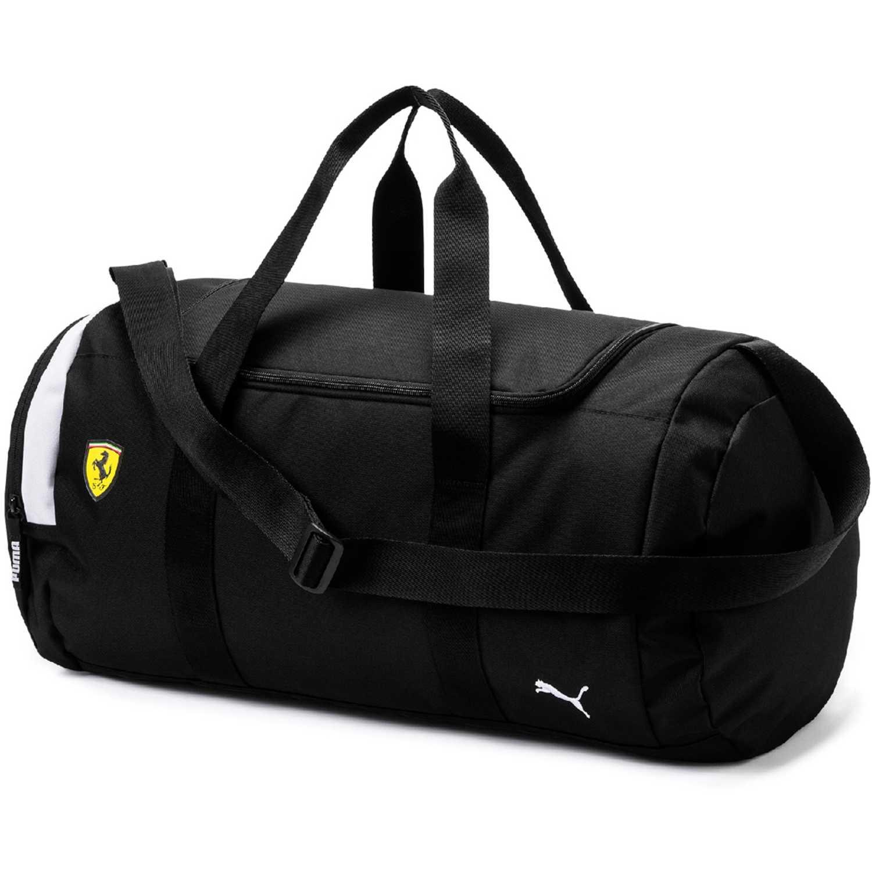 Puma sf fanwear duffle bag Negro Duffels deportivos