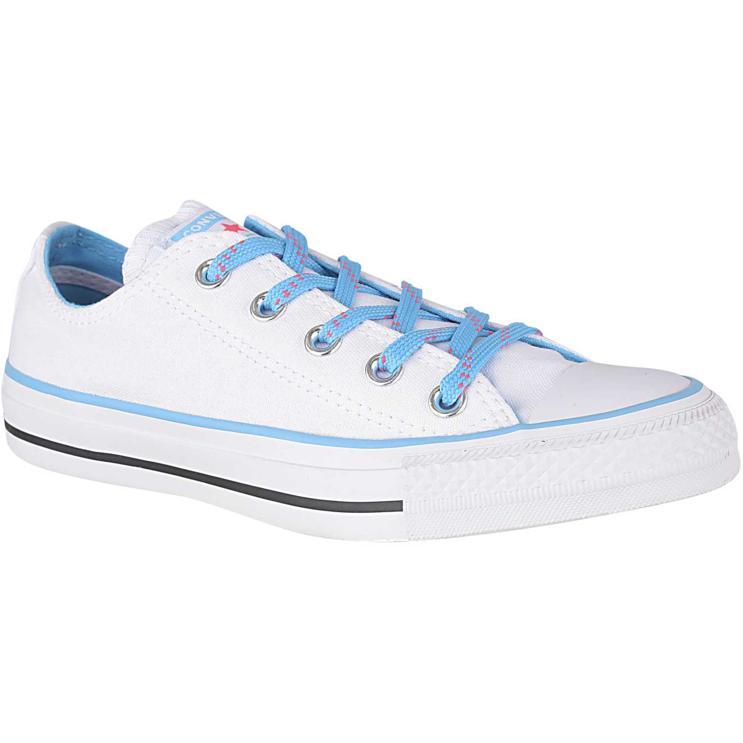 Converse chuck taylor all star color game ox Blanco