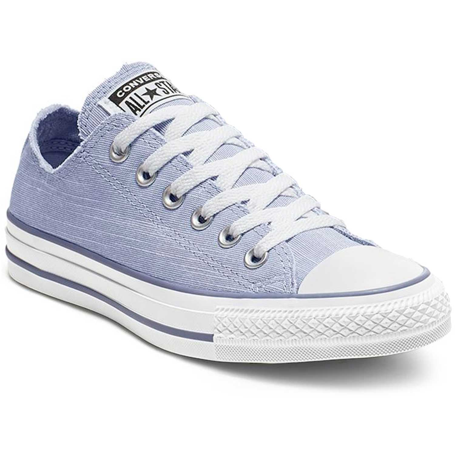 Converse chuck taylor all star frayed lines ox Celeste Walking