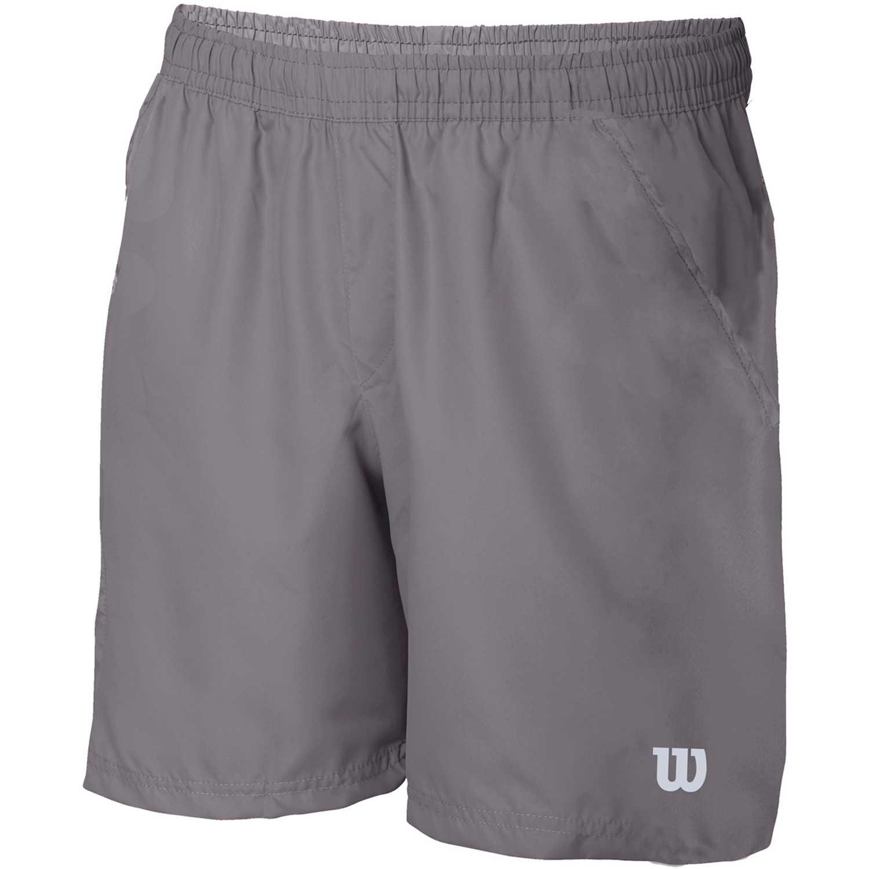 Wilson short core inf m gf Gris Shorts Deportivos
