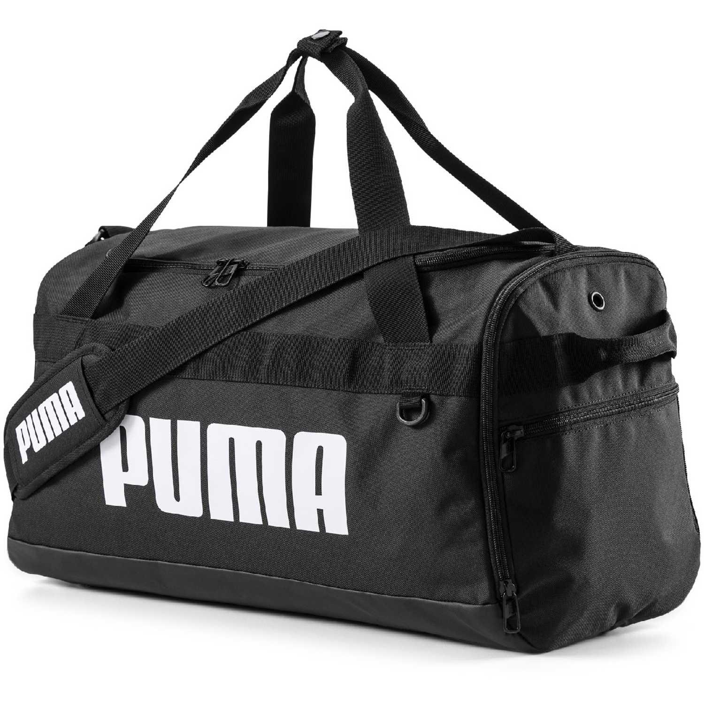 Puma PUMA Challenger Duffel Bag S Negro / blanco Bolsos de gimnasio