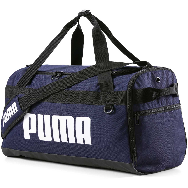Puma puma challenger duffel bag s Azul / blanco Duffels deportivos