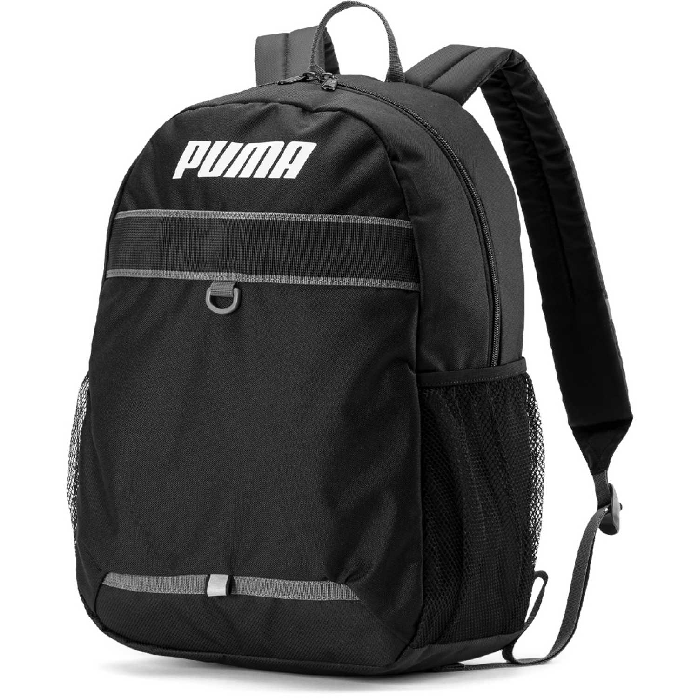 Puma puma plus backpack Negro / blanco Mochilas Multipropósitos