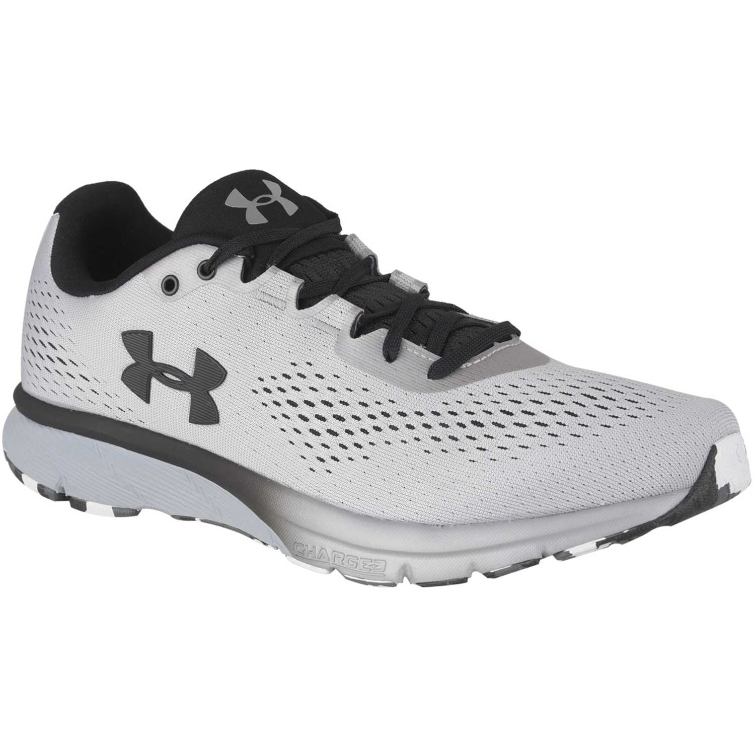 Zapatilla de Hombre Under Armour Gris / negro ua charged spark