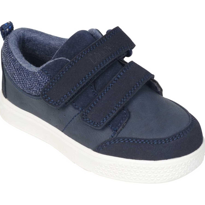 Colloky zapato casual dos veclros Azul Suecos y Mulas