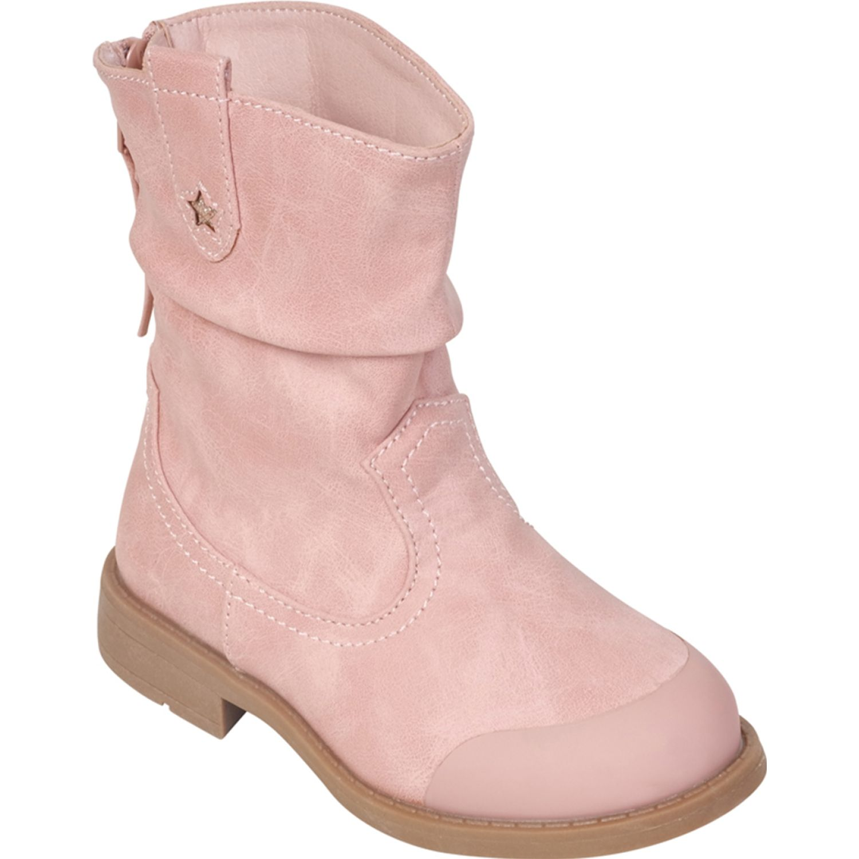 Colloky bota vaquera estrella Rosado Botas