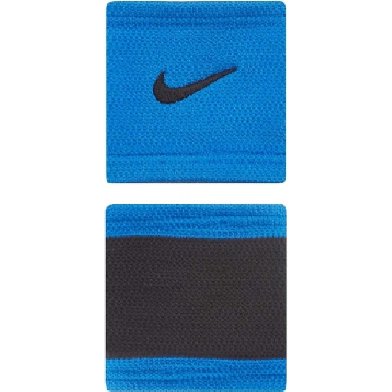 Nike nk df stealth wristbands Navy pulseras