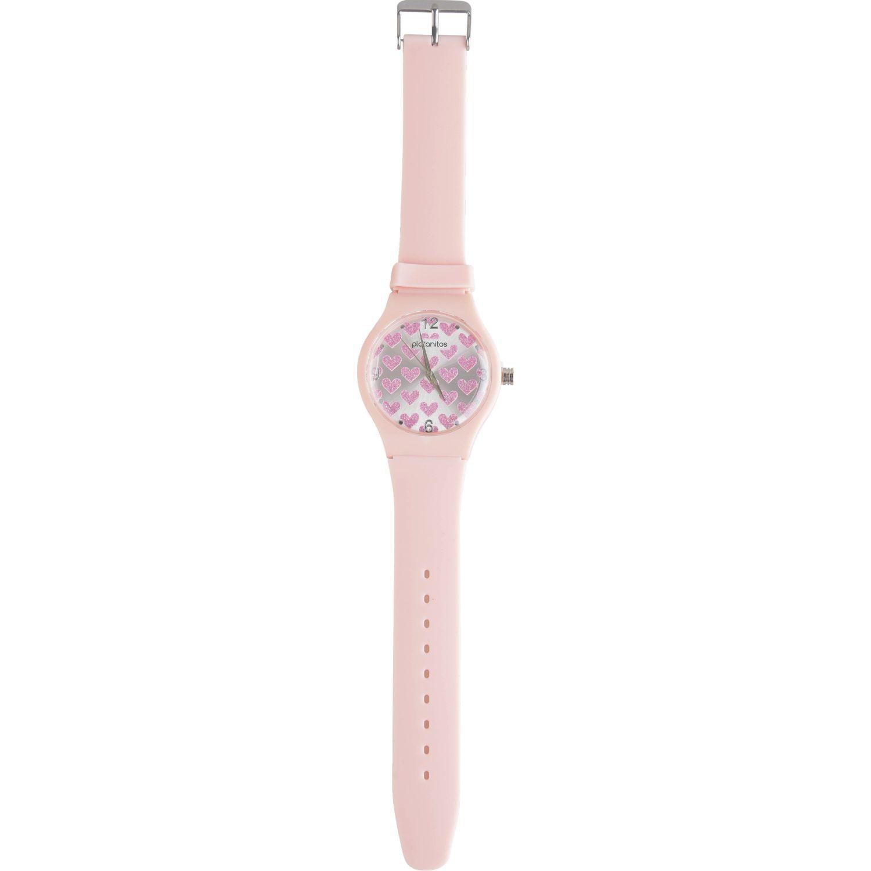 Platanitos Lw6706 Rosado Relojes de pulsera