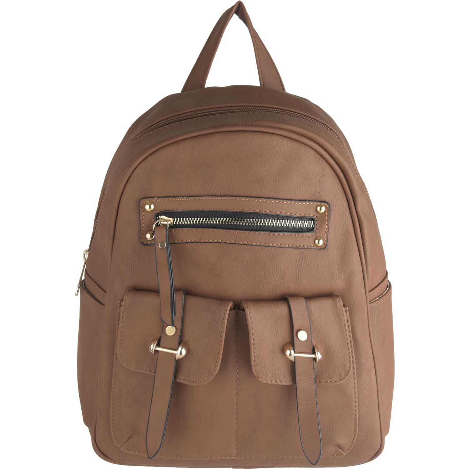 Platanitos ra0038 Marron Mochilas Fashion