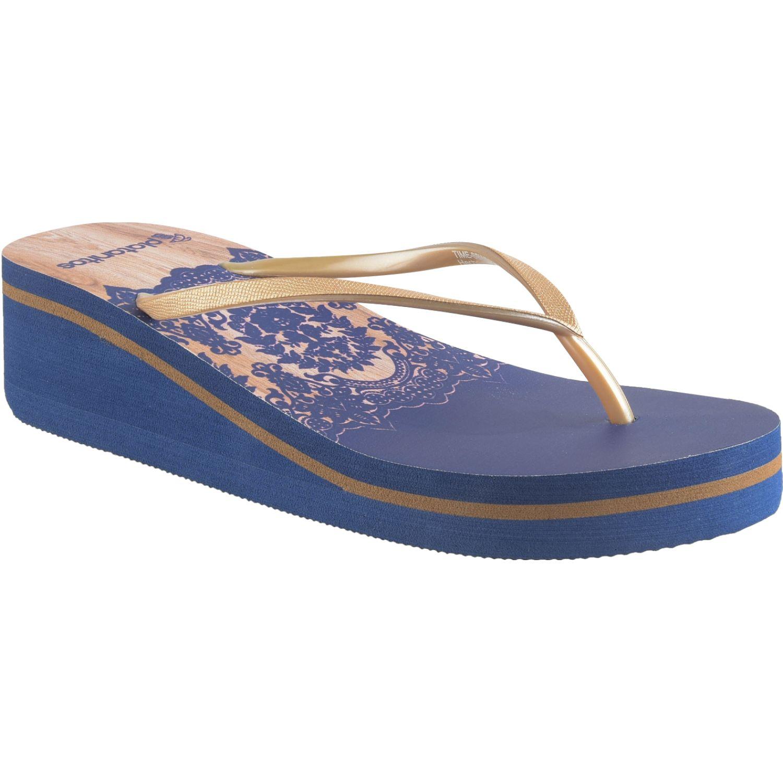 Platanitos sbw 564 Azul Plataformas & Cuñas