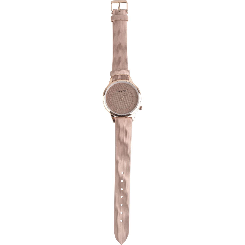 Platanitos Lw5687p Rose gold Relojes de pulsera