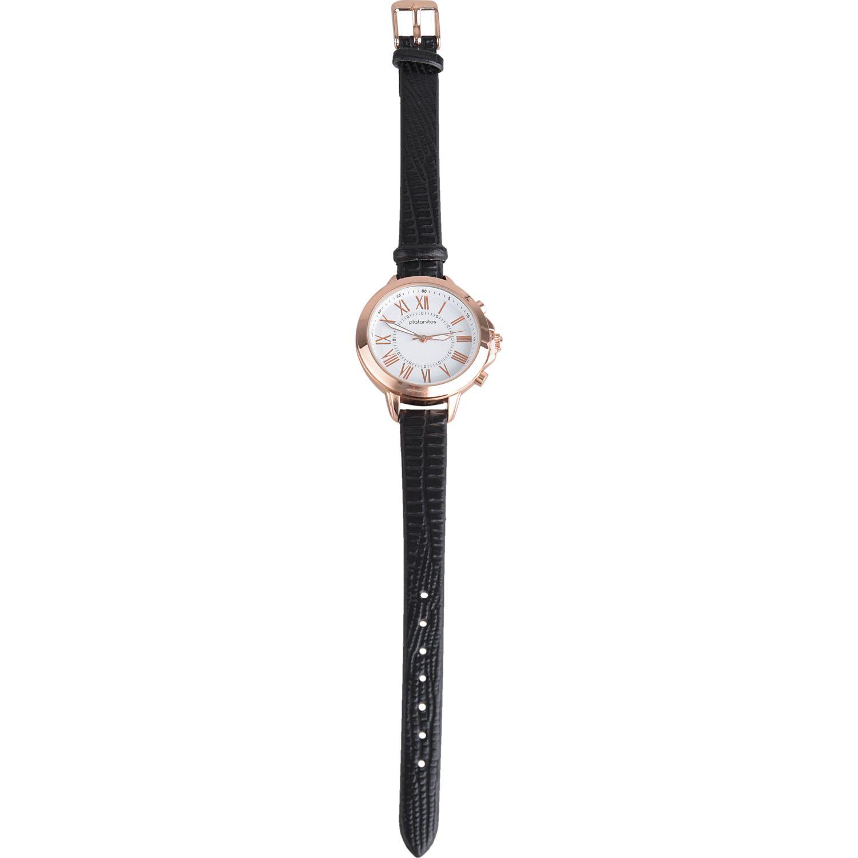 Platanitos Lw3672s Negro Relojes de pulsera