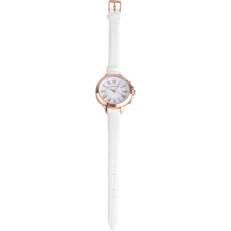 Platanitos Lw3672s Blanco Relojes de pulsera