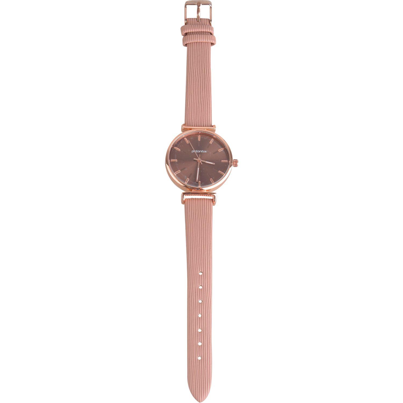Platanitos Lw5863p Rose gold Relojes de pulsera